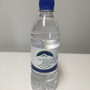 500 ML Daigneau water bottles
